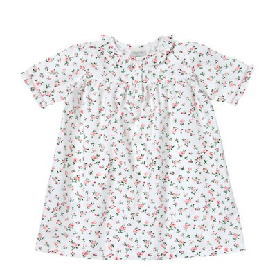 Floral short sleeve nightie