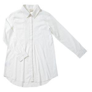ladies pin tuck nightshirt